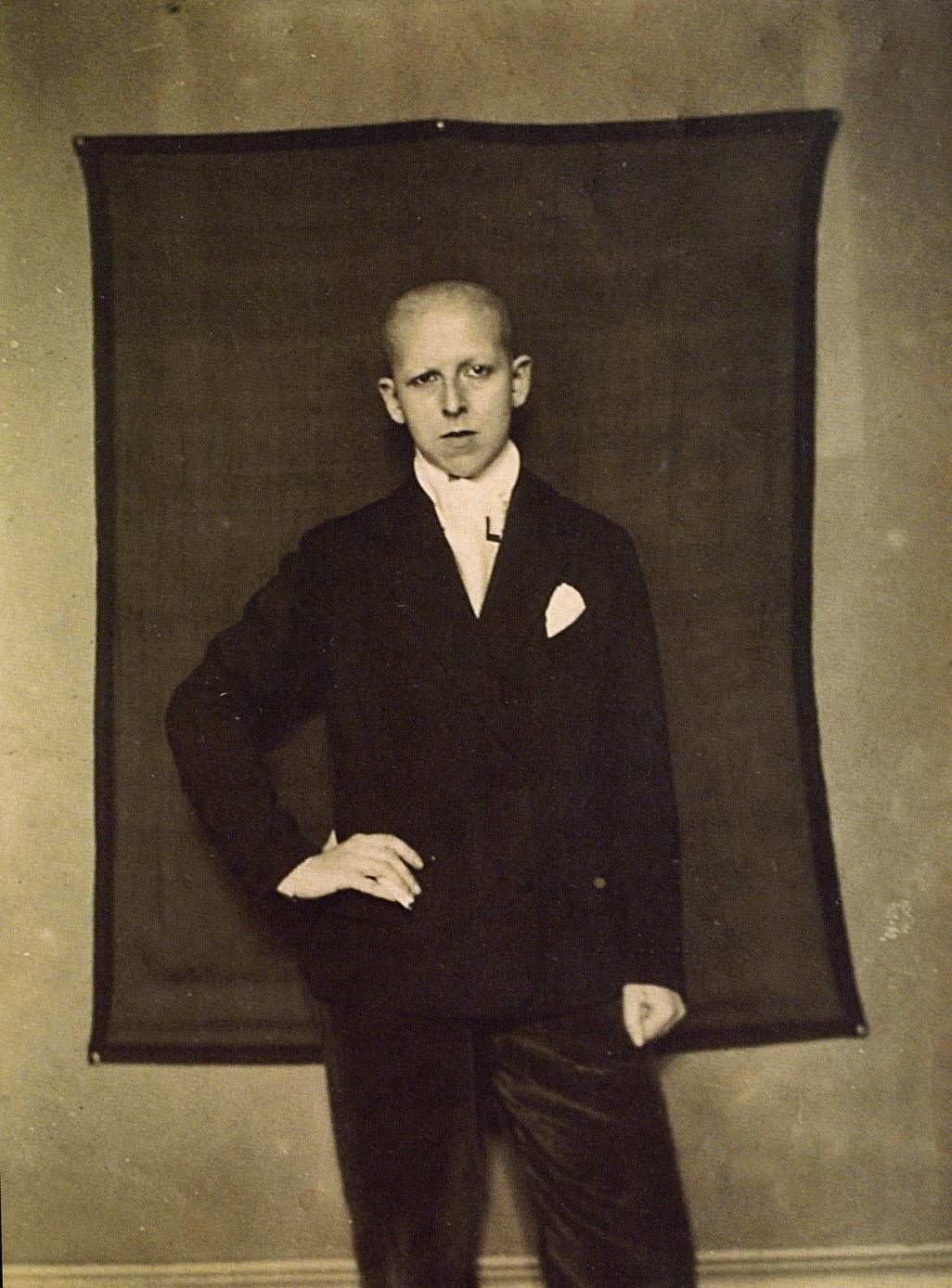 Κλοντ Καχούν, 1920
