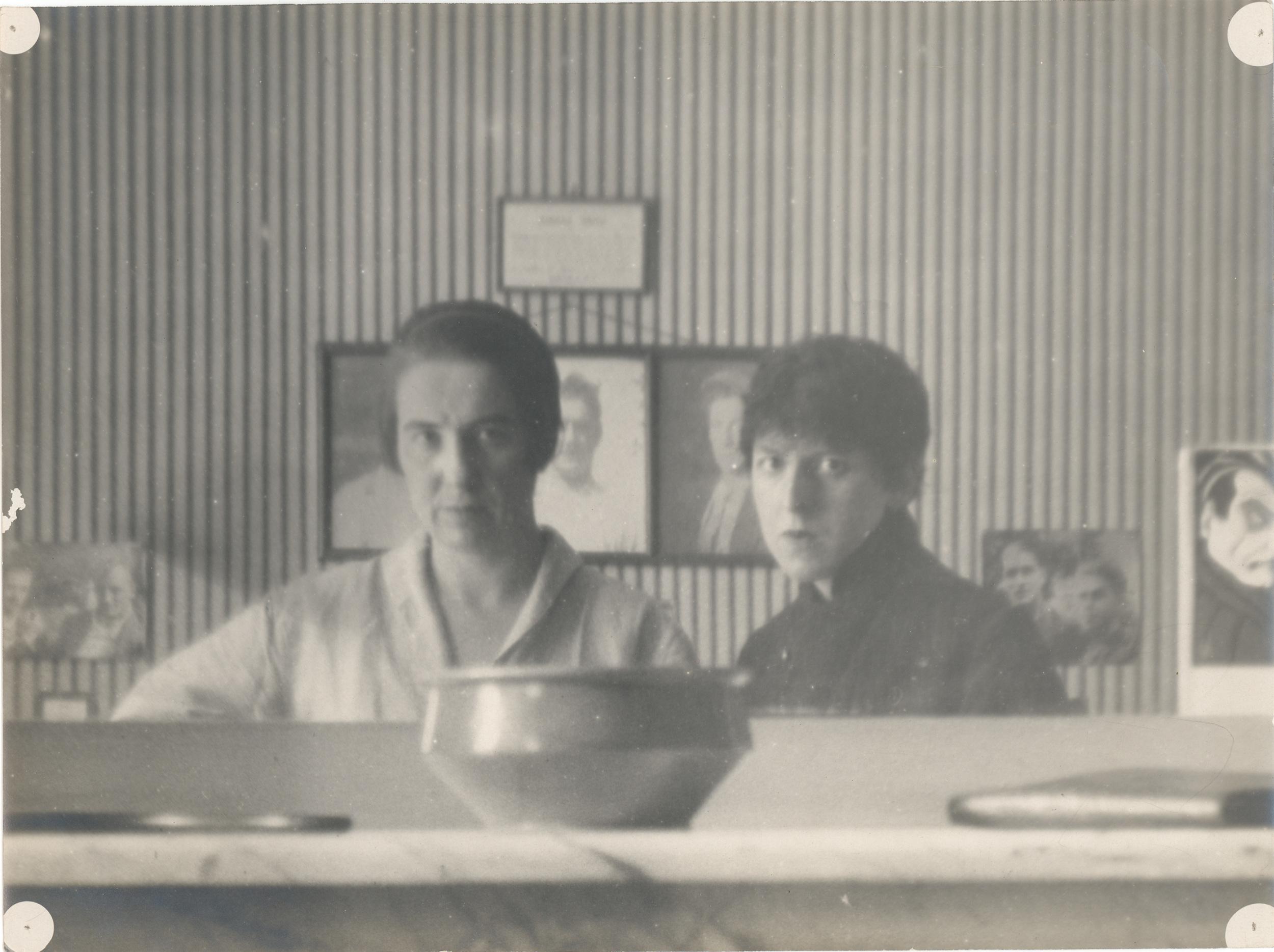 Κλοντ Καχούν και Μαρσέλ Μουρ