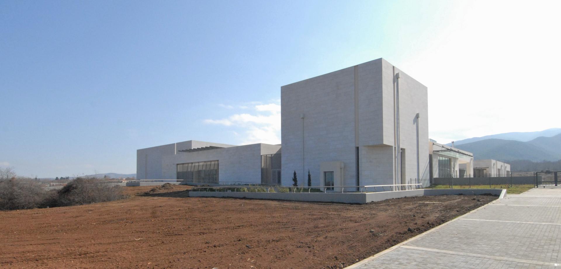 Πολυκεντρικό Μουσείο Αιγών