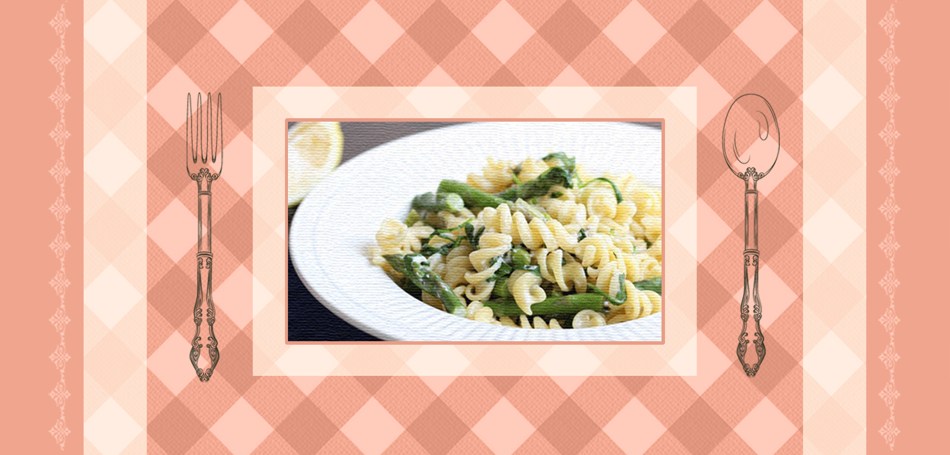 Η συνταγή της ημέρας: Βίδες με σπαράγγια, αρακά και ρόκα