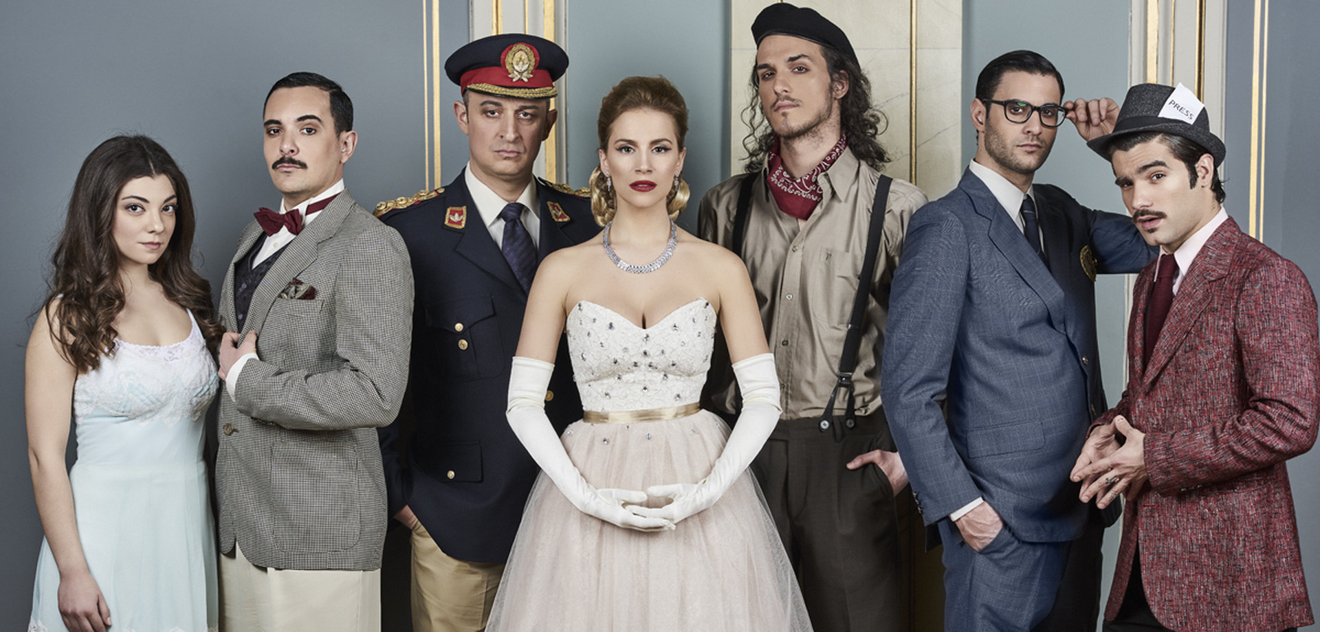 «Evita» στο Δημοτικό Θέατρο Πειραιά