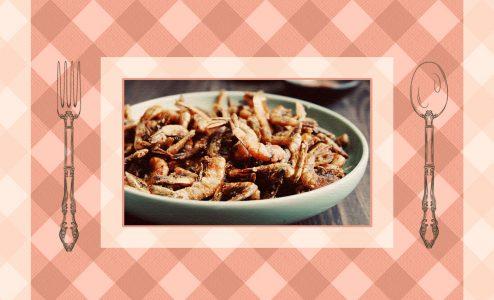 Η συνταγή της ημέρας: Πικάντικες γαρίδες