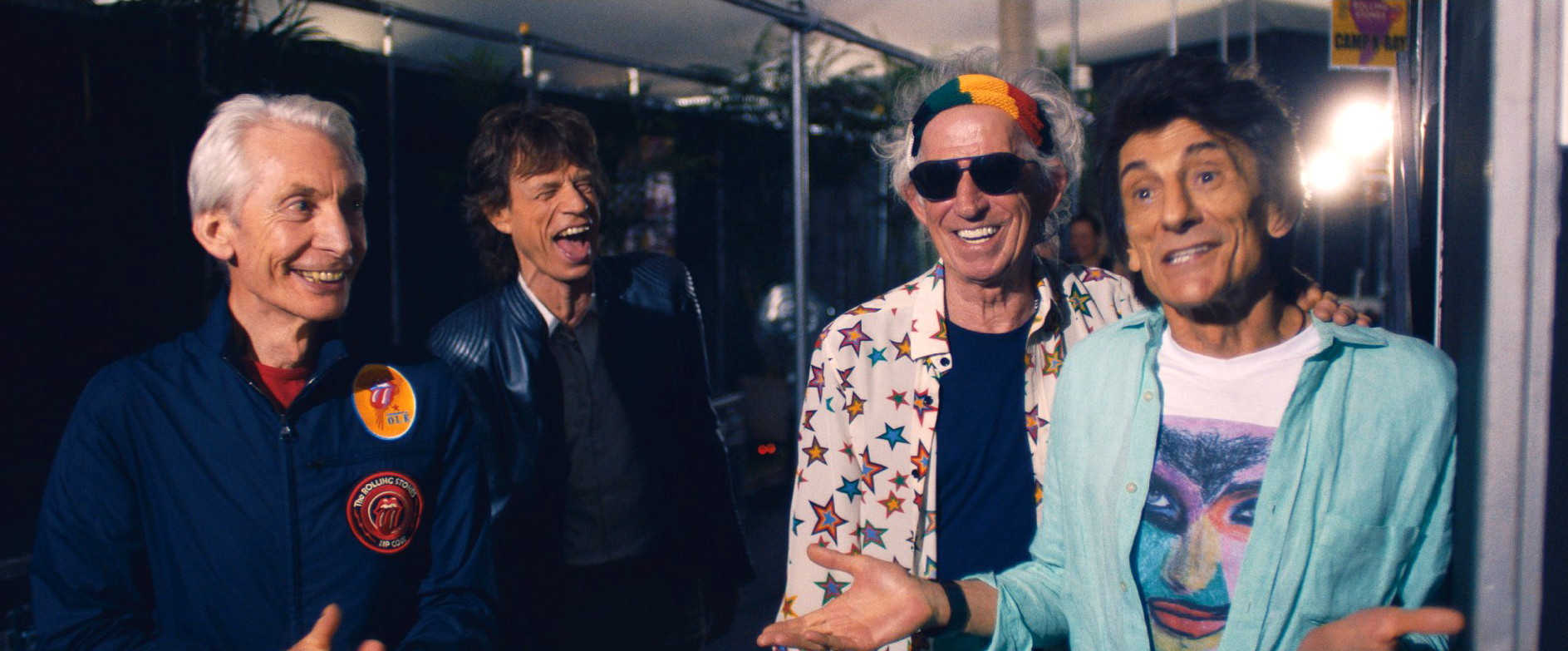 «Οι Rolling Stones ολέ ολέ ολέ!: Ταξιδεύοντας στη Λατινική Αμερική» του Πολ Ντάγκντεϊλ