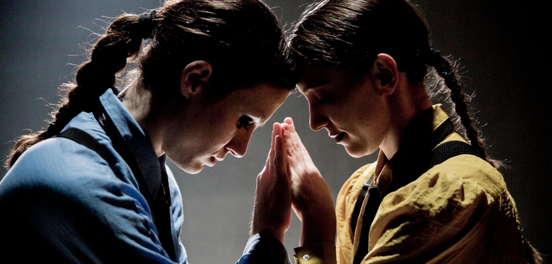 «Trajectory vs touching.just» στο Θέατρο Πόλη