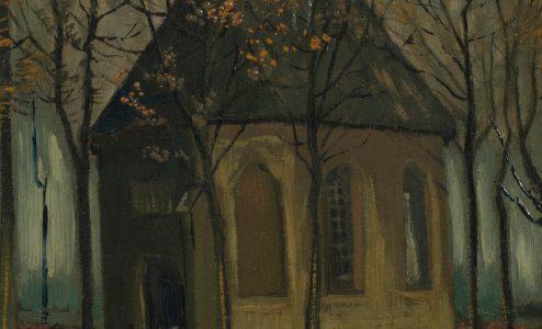 Μουσείο Bαν Γκογκ στο Άμστερνταμ