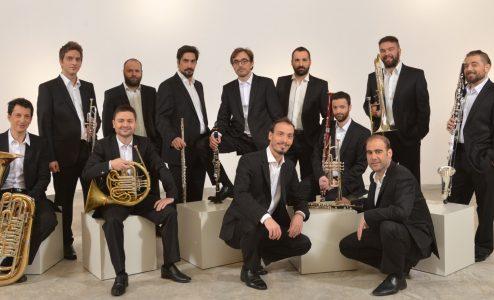 «Ventus Ensemble: Πνοή» στο Μέγαρο Μουσικής Αθηνών