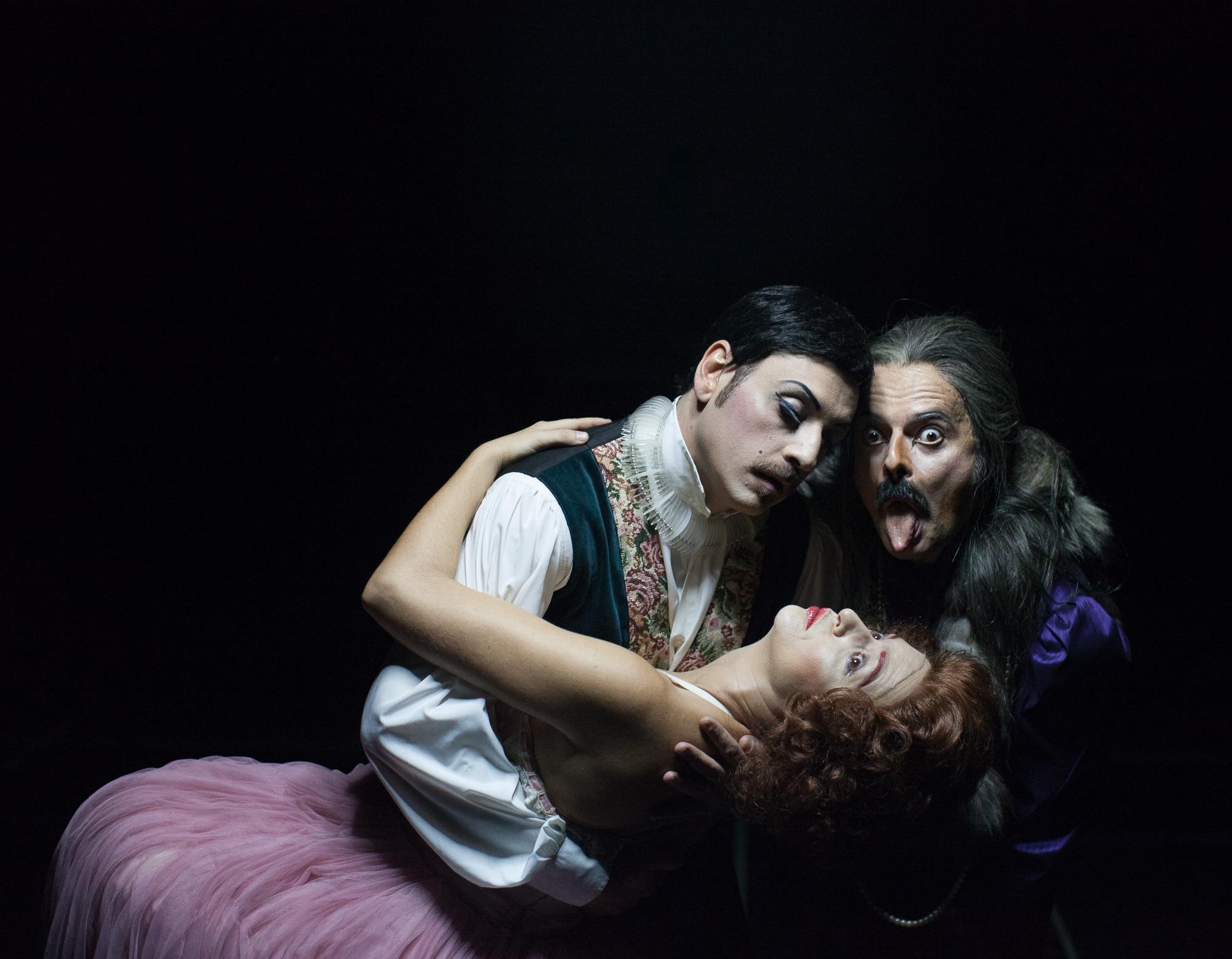 «Δωδέκατη νύχτα», σε σκηνοθεσία Δημήτρη Καραντζά