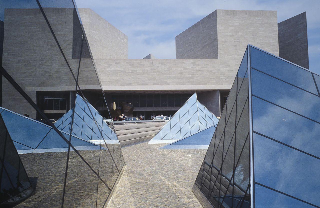 Ανατολική Πτέρυγα, Εθνική Πινακοθήκη Τέχνης, Ουάσιγκτον, DC (1978)