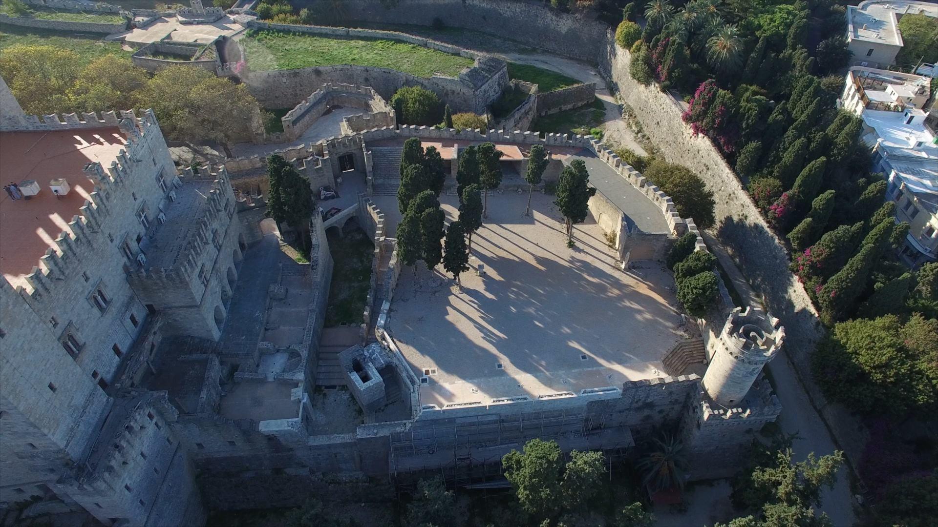 Παλάτι του Μεγάλου Μαγίστρου, Ρόδο