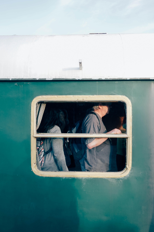 Αμαξοστοιχία - Θέατρο Το Τρένο στο Ρουφ