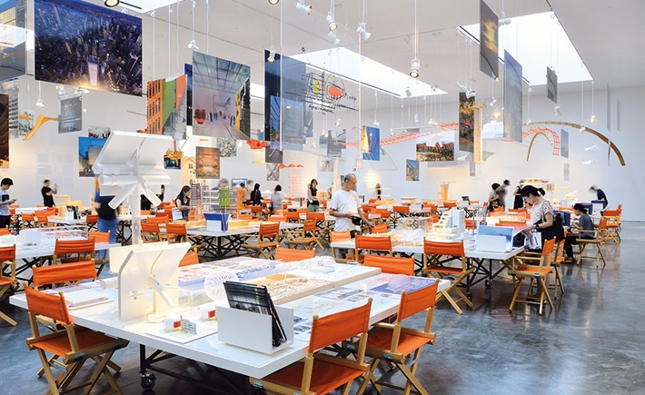 Stephano Goldberg/ PUBLIFOTO Genova RPBW- Renzo Piano Building Workshop Architects