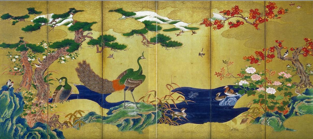 Kanō Eitoku (1543-1590)