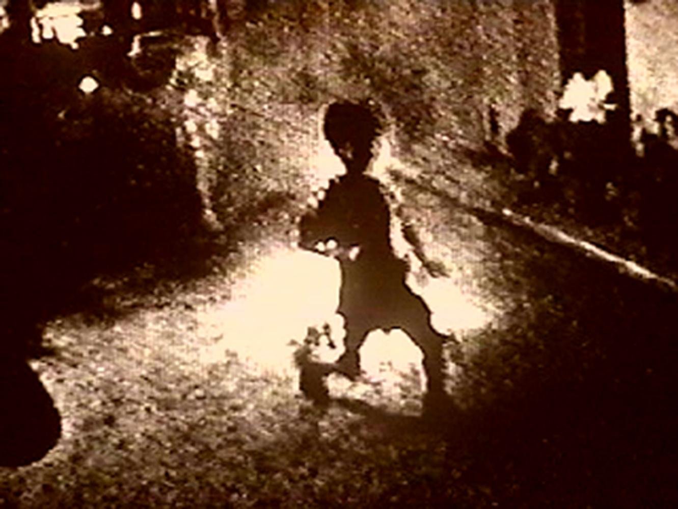 Παναγιώτα Τζαμουράνη, Διαδρομές, 2004 (στιγμιότυπο βίντεο) Βίντεο VHS 07:00 λεπτά