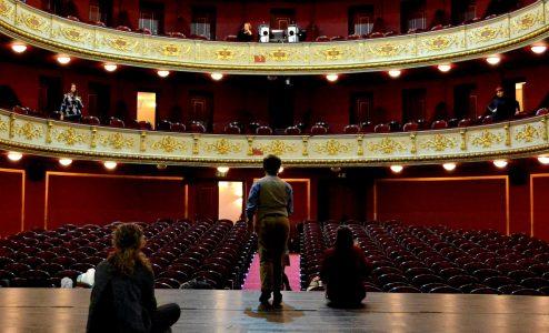 Μεγάλη Εβδομάδα στο Δημοτικό Θέατρο Πειραιά