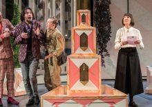«Νational Theatre Live: Δωδέκατη νύχτα» στο Μέγαρο Μουσικής Αθηνών