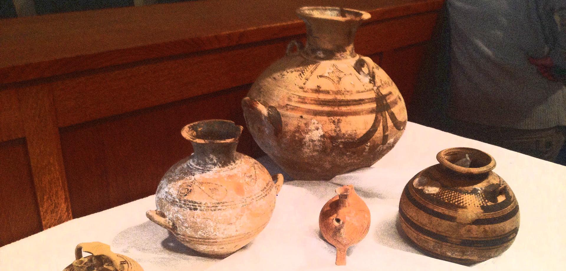 Επαναπατρισμός αρχαιοτήτων