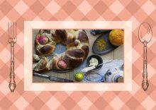 Η συνταγή της ημέρας: Τσουρέκι με μαχλέπι και πορτοκάλι
