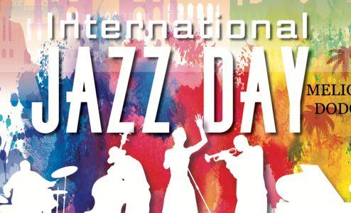 «Η γιορτή της Παγκόσμιας Ημέρας Τζαζ στους Μελιγγούς Δωδώνης» στην Πινακοθήκη Μελιγγών