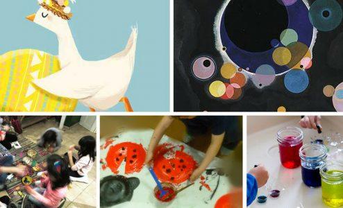 Εργαστήρια για παιδιά το Πάσχα στο Μουσείο Σχολικής Ζωής και Εκπαίδευση