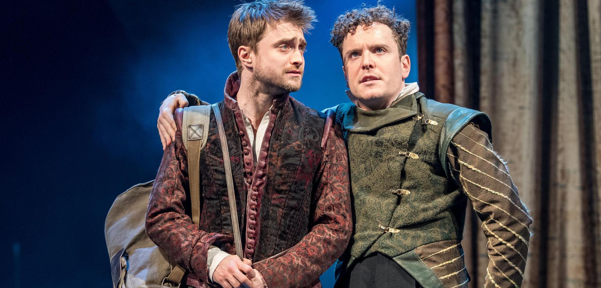 «Νational Theatre Live: Rosencrantz & Guildenstern Are Dead» στο Μέγαρο Μουσικής Αθηνών