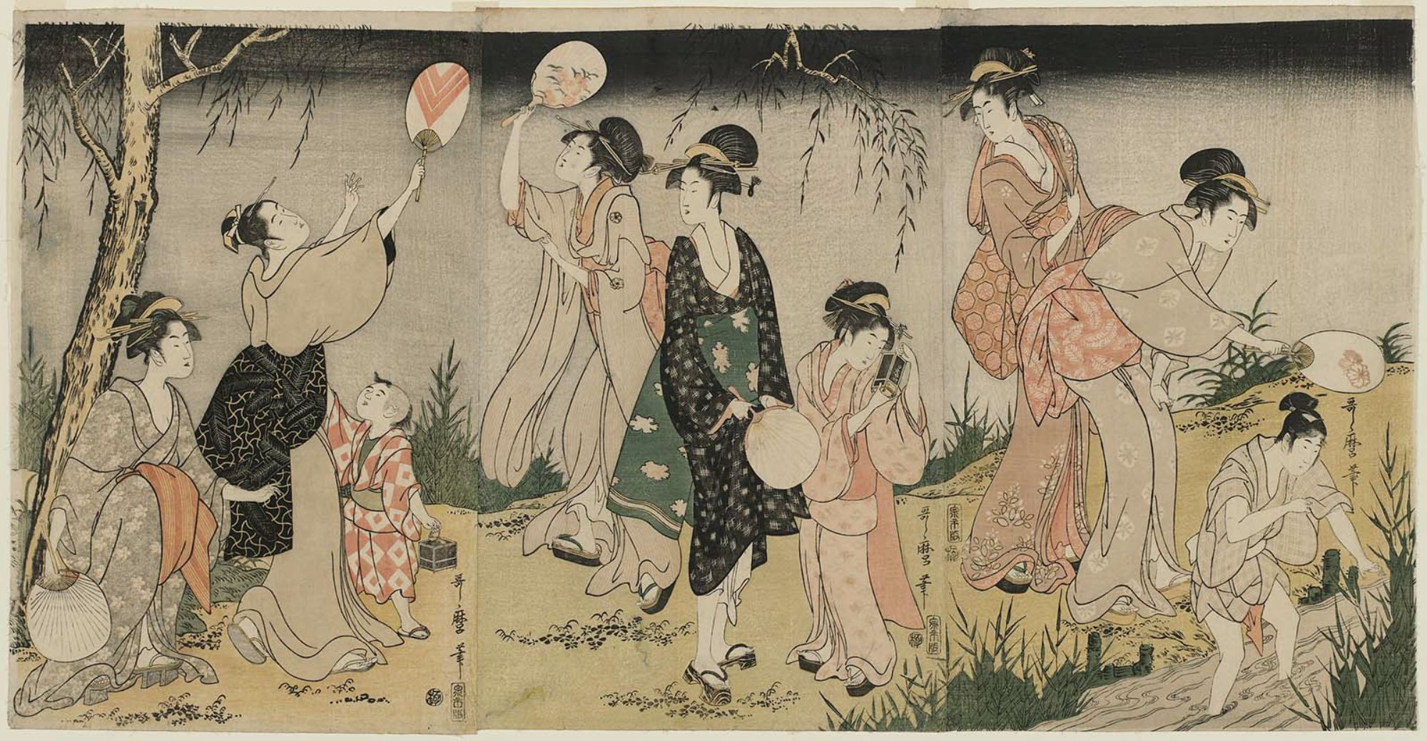 Kitagawa Utamaro (1753-1805)