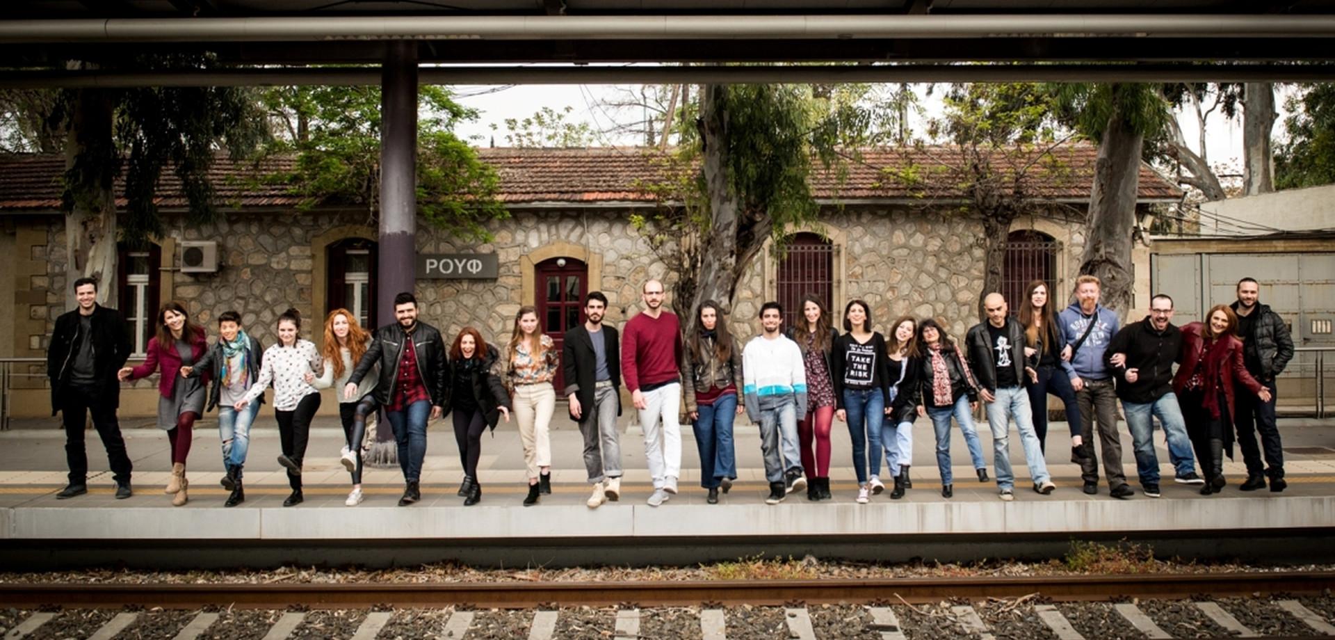 7ο Φεστιβάλ Νέων Καλλιτεχνών «Τα 12 Κουπέ» στην Αμαξοστοιχία - Θέατρο το Τρένο στο Ρουφ