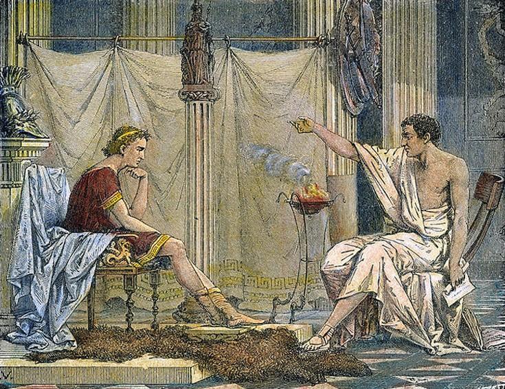 Ο Θεόφραστος συνδυάζει την εμπειρική γνώση και τη φιλοσοφική σκέψη (όσον αφορά στη μεθοδολογία). Τις βασικές αρχές για τη μελέτη των φυτών τις παρέλαβε από τον Αριστοτέλη, αλλά ο ίδιος διατύπωσε τις βασικές έννοιες της βοτανικής και περιέγραψε με αρκετά λεπτομερή και συγκεκριμένο τρόπο τα μέρη των φυτών, δίνοντας ιδιαίτερο βάρος στα φύλλα και τις ρίζες.