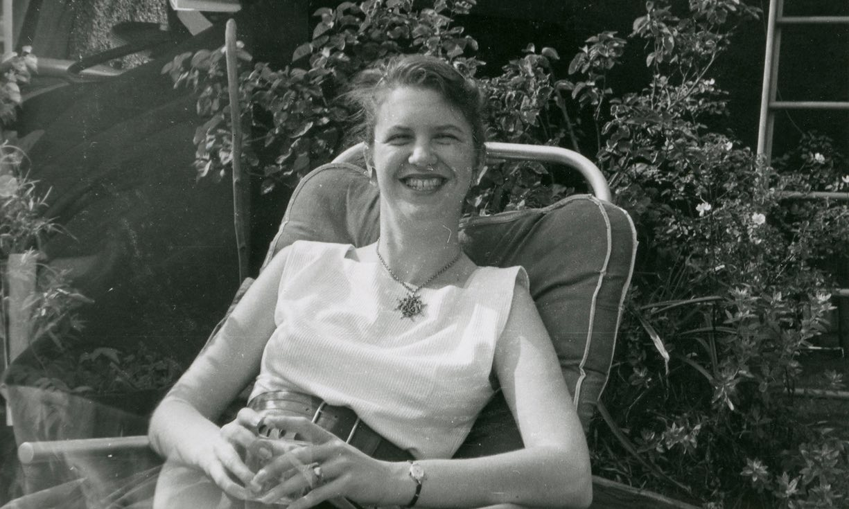 Σύλβια Πλαθ, Νέα Υόρκη, 1958. Φωτογραφία: The Lilly Library, Indiana University, Bloomington, Indiana.