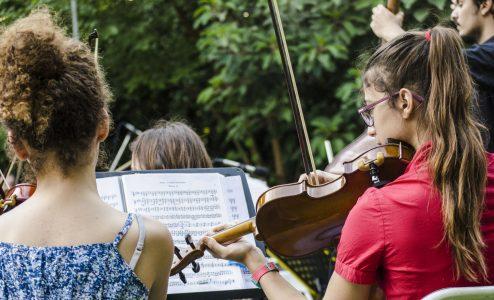 «Athens Gardens Festival 2017» στον Εθνικό Kήπο & στο Πεδίον του Άρεως