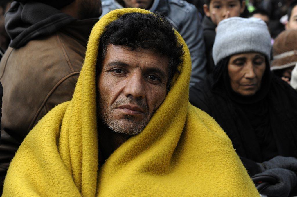Αλέξανδρος Αβραμίδης -Reuters . Ειδομένη. 22 Νοεμβρίου 2015