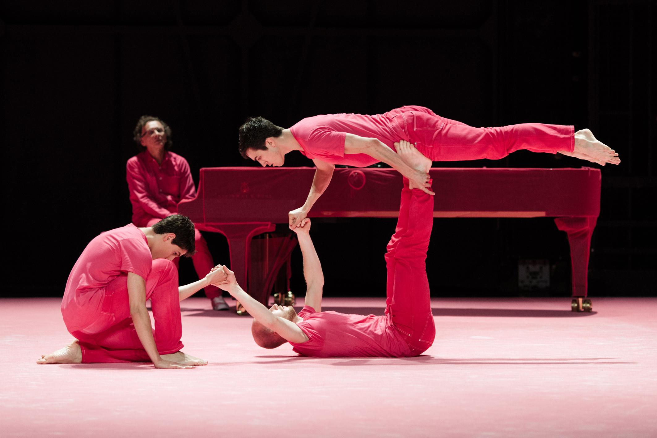 Rose-variation της Mathilde Monnier