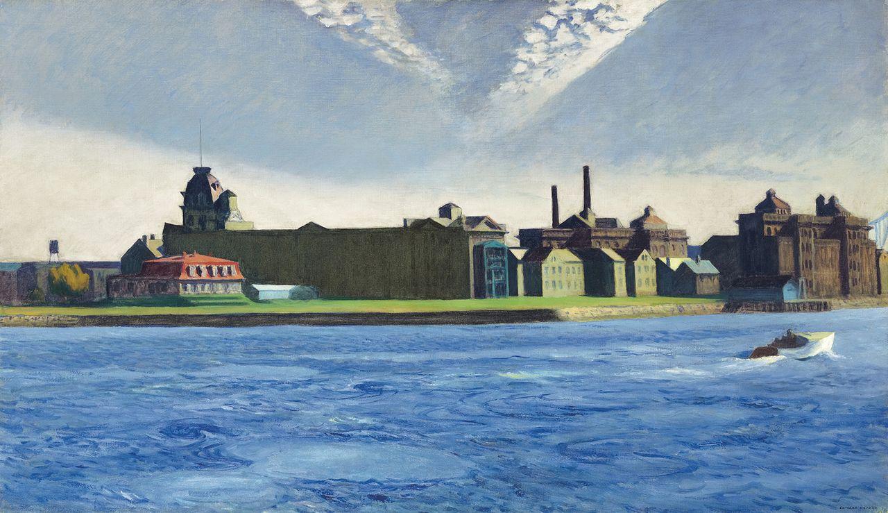 Blackwell's Island, 1928
