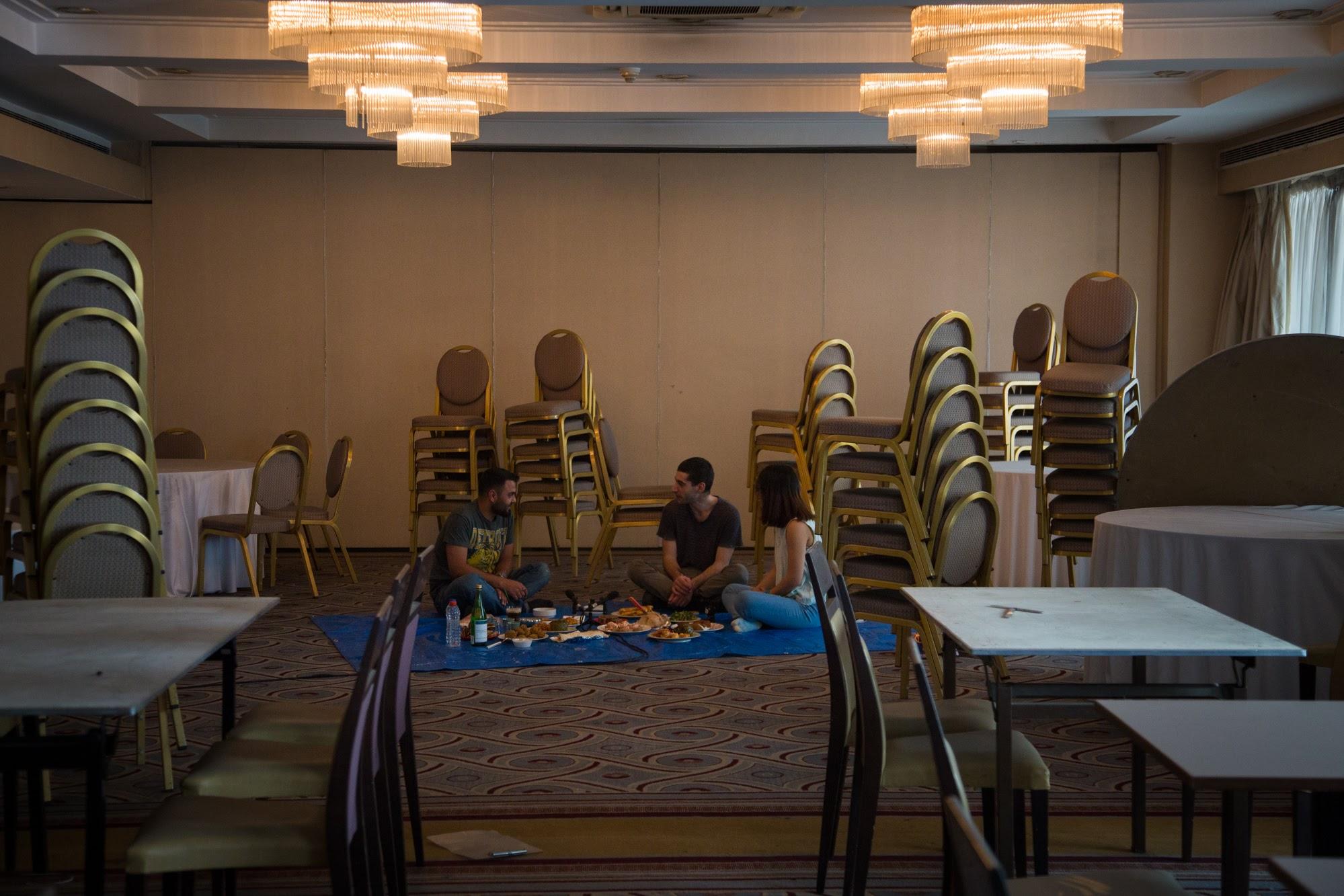 Εγκατάσταση στο Classical Acropol Hotel / FFF4