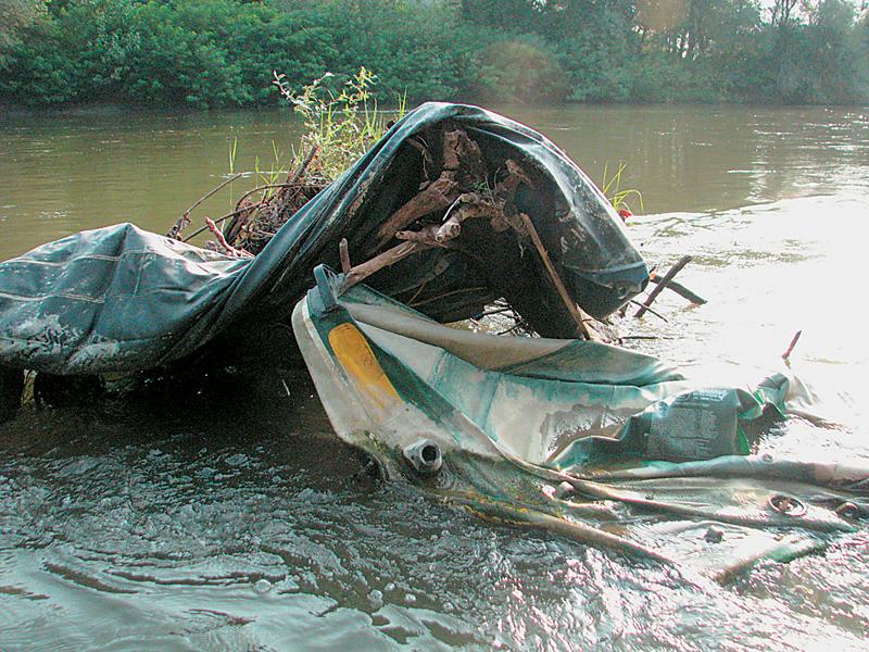 Φουσκωτές βάρκες στον Έβρο