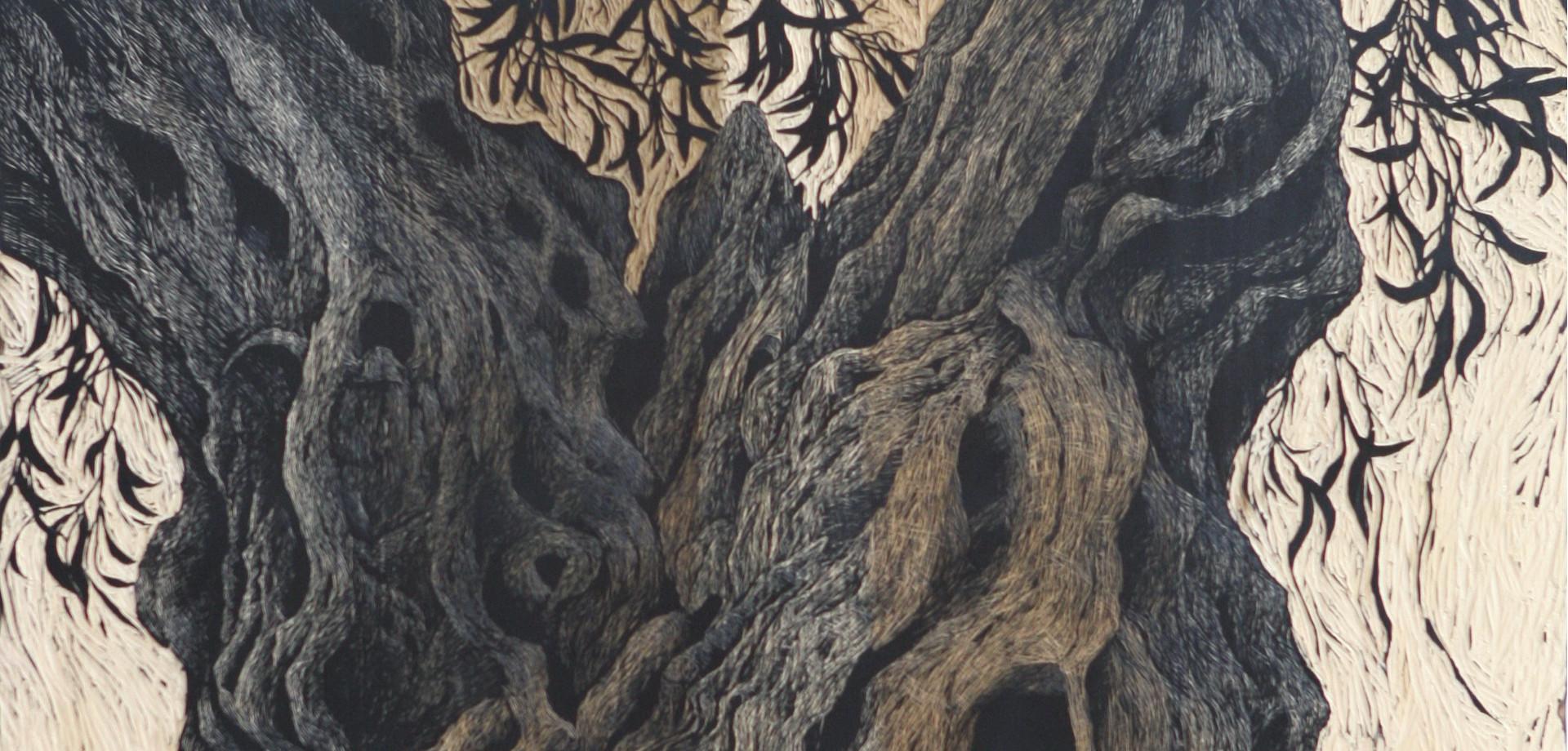 «Ξανθής ελαίας, καρπός ευώδης» στο Μουσείο Βορρέ - Δήμητρα Γούναρη