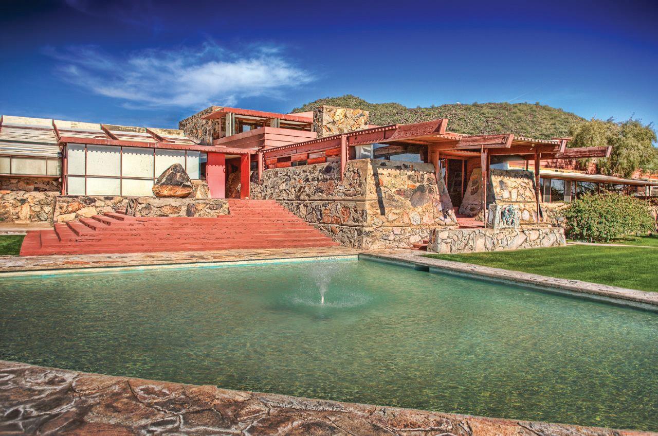 Taliesin West, Scottsdale, Arizona
