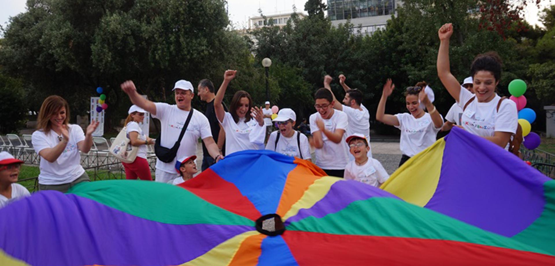 Οι «Μικροί Ροβινσώνες» ταξιδεύουν στην Αθήνα!