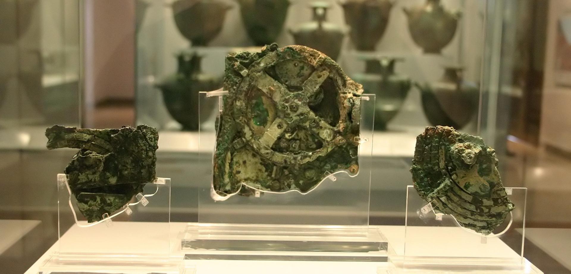Αποτέλεσμα εικόνας για μηχανισμός των αντικυθήρων αρχαιολογικό μουσείο