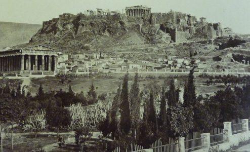 «Μνημείων Μνήμες, Η φωτογραφική απεικόνιση των αρχαίων μνημείων της Αθήνας κατά τον 19ο αιώνα» στο Πολιτιστικό Κέντρο του Δήμου Αθηναίων «Μελίνα»