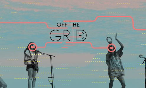 «Off The Grid» στο Impact Hub Athens