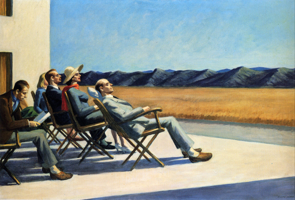 People in the Sun, 1963