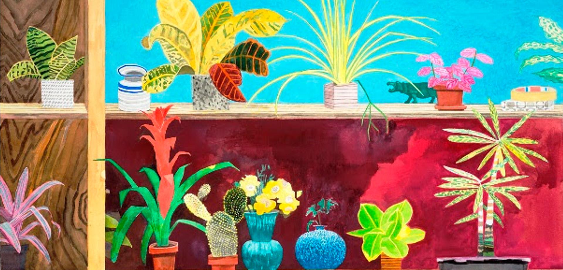 Αντώνης Στάβερης | Ζωγραφική