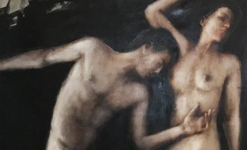 """Αρχαιολογικό Μουσείο Πατρών - Εγκαίνια έκθεσης Ανδρέα Νικολάου """"επί τον τύπον των ήλων"""""""