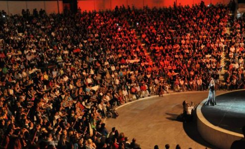 Καλοκαιρινές εκδηλώσεις στο Βεάκειο Θέατρο