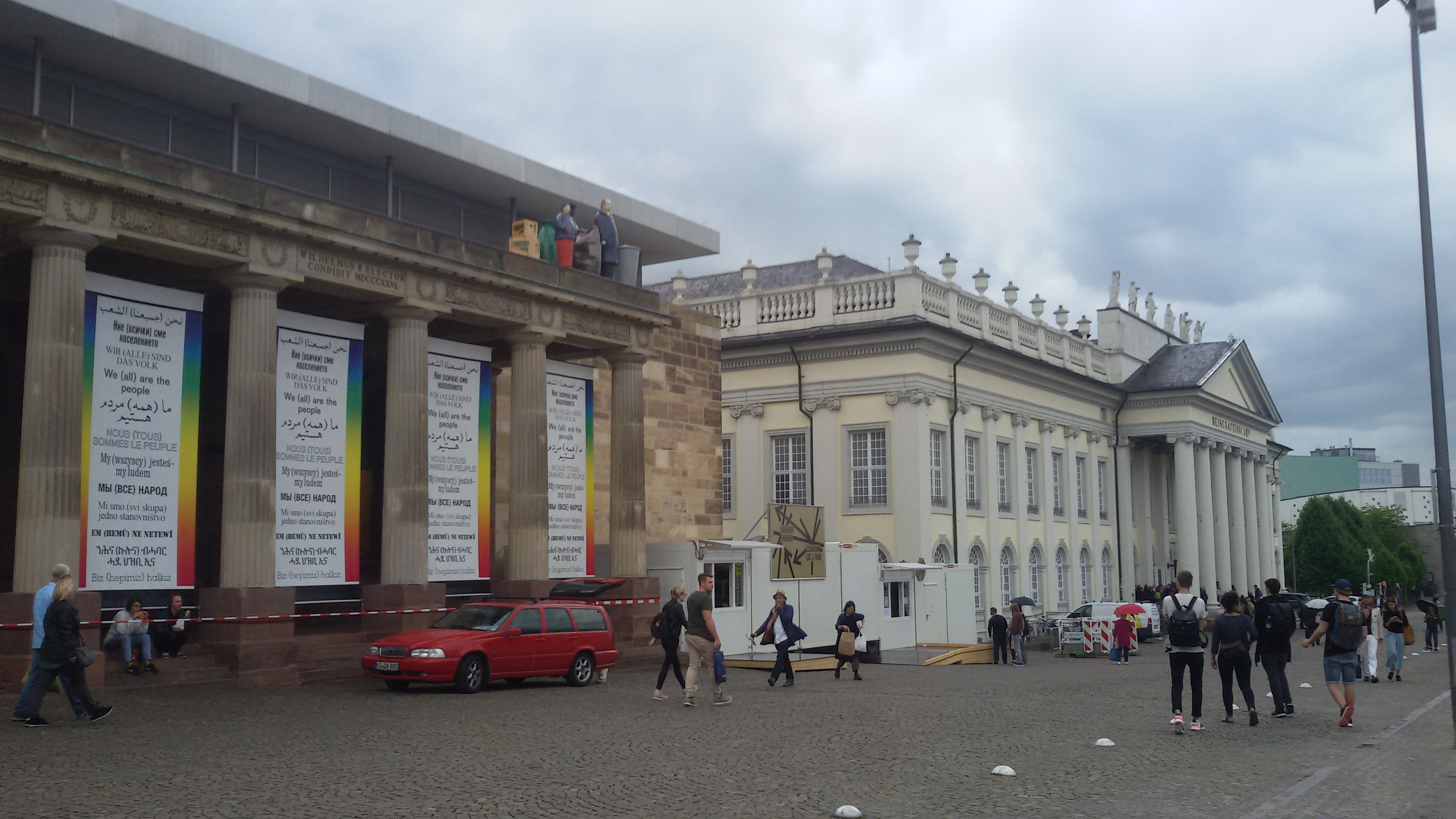 Μουσείο Φυσικής Ιστορίας και Fridericianum