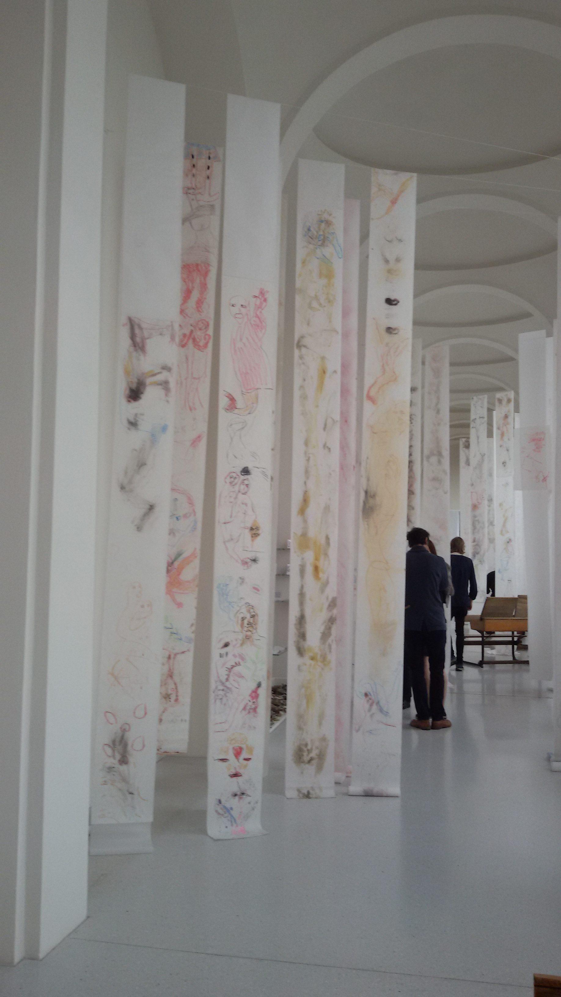 8 Kunstnationen στη Neue Galerie