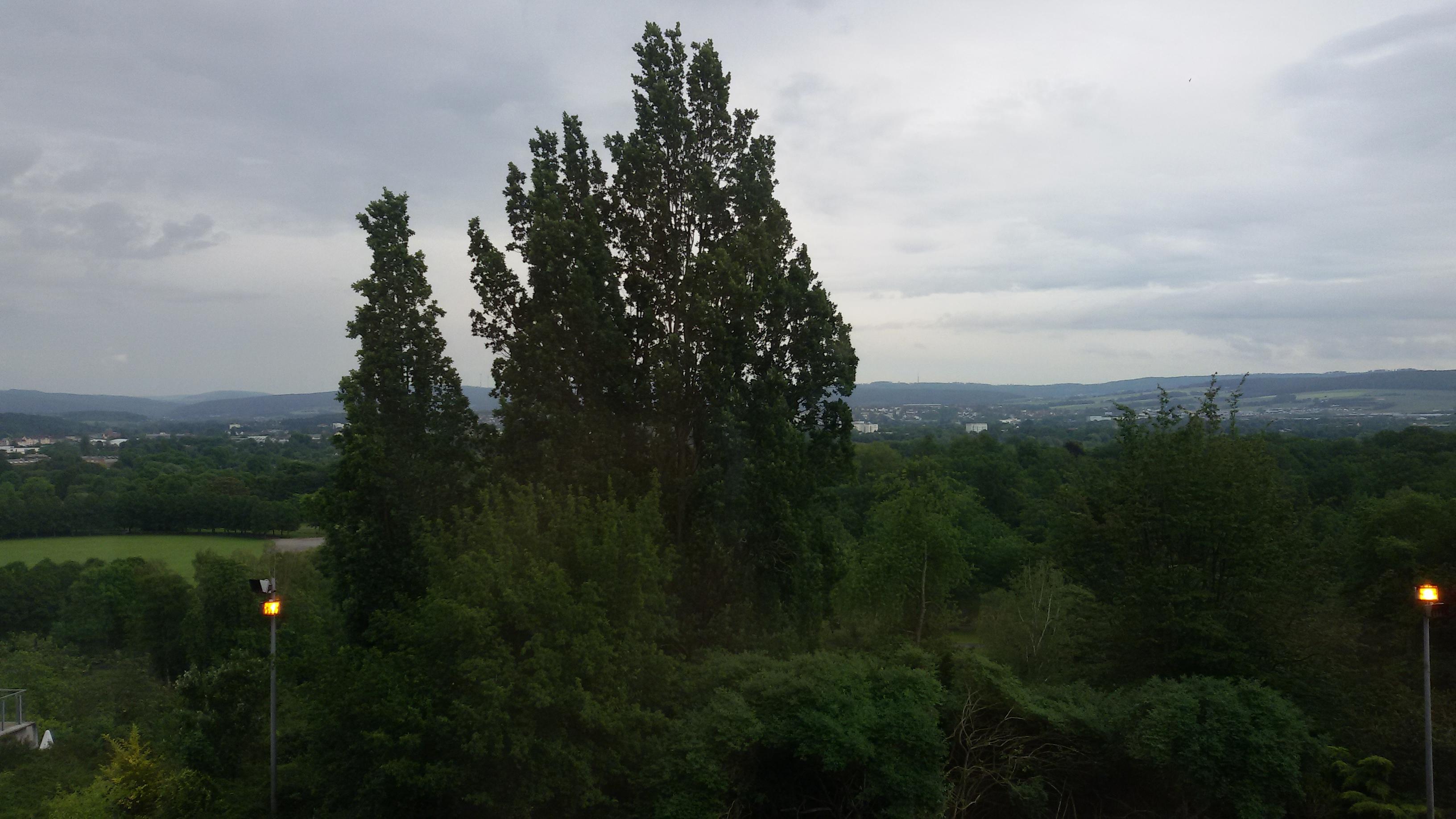 Καλή θέα, Schöne Aussicht