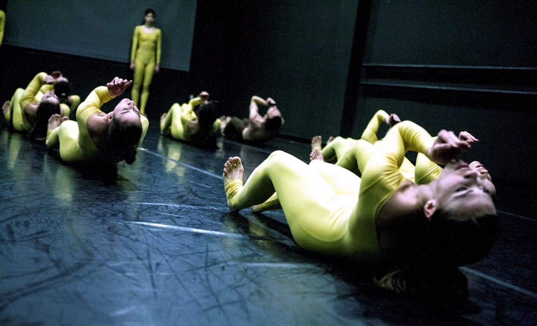 Open studio της Κρατικής Σχολής Χορού