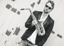 Max the Sax στο Gazarte
