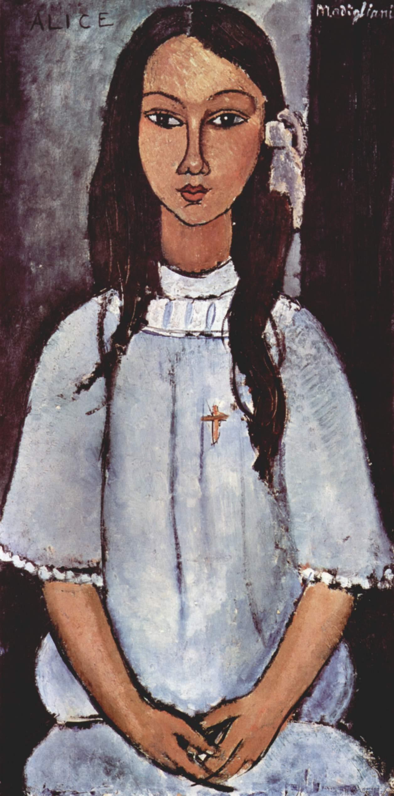 Alice, 1915